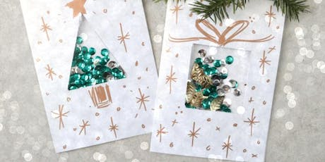 Holiday Greeting Cards Workshop tickets