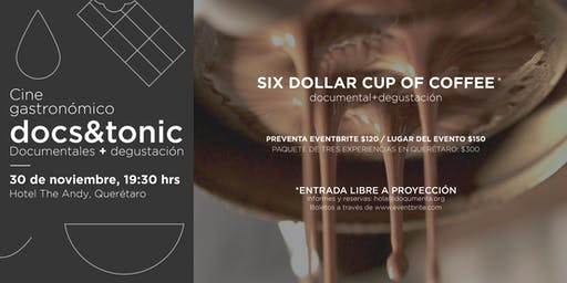 Docs&Tonic QRO - Six dollar cup of coffee