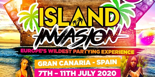 ISLAND INVASION - Europe's Biggest Party Holiday Experience