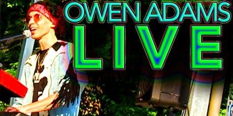 Owen Adams Presents: JAZZ PIANO LEGENDS! tickets
