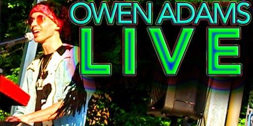 Owen Adams Presents: JAZZ PIANO LEGENDS!