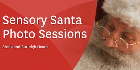 Sensory Santa Photo Sessions tickets