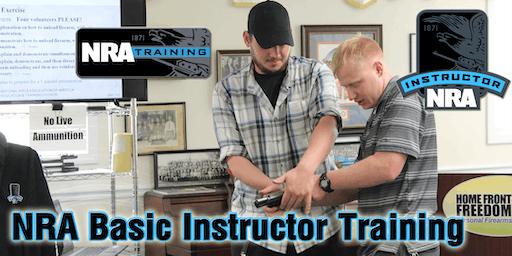 Basic Instructor Training (BIT) only 01/24/2020