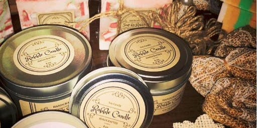 Rabble Candle & Soap ~ Holiday Sale!