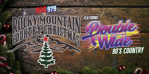 Rocky Mountain Country Christmas 2019 with Double Wide