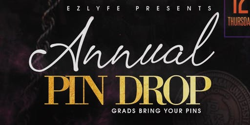 DEC 12| 10th Annual #EZlyfePinDrop Ceremony at Prospect Park (Willowbrook) | Official Swearing in of All Fall 2k19 Grads | Champagne Toast To All Grads | 832.993.4226 For Info