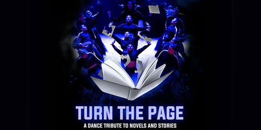 PreShow Meals Booking - Turn the Page presented by Amy Newton 7 Dec