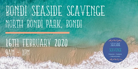 Bondi Seaside Scavenge tickets