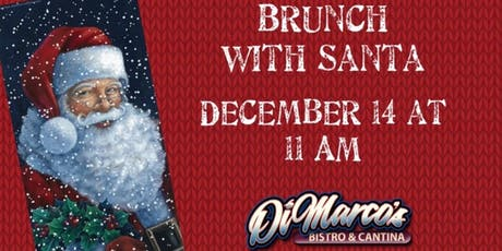 Brunch with Santa at DiMarco's tickets
