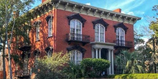 Morning Walk Savannah Ghost and History Tour