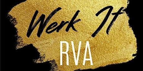 Werk It RVA Romance edition tickets
