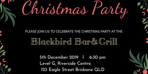 Spencer College Christmas Party