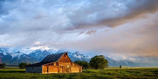 Hunt's Photo Adventure: The Grand Tetons in the Fall