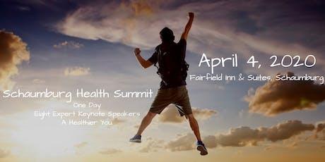 Schaumburg Health Summit 2020 tickets