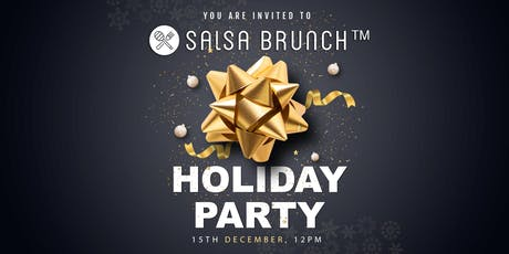 Salsa Brunch™ Holiday Party tickets