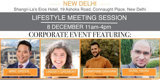 Youngliving USA- Pre-luanch Kickoff India