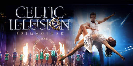 PreShow Meals Booking - Celtic Illusion Reimagined