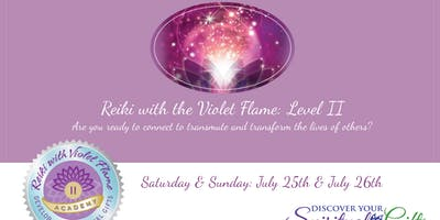 Reiki with the Violet Flame Level II Certification