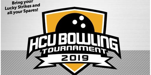 HCU Bowling Tournament 2019