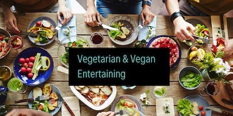 Vegetarian or Vegan Entertaining tickets