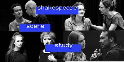Shakespeare Scene Study