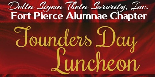 Fort Pierce Alumnae Chapter Founders Day Luncheon