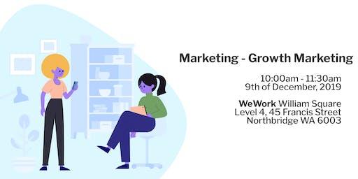 Marketing - Growth Marketing