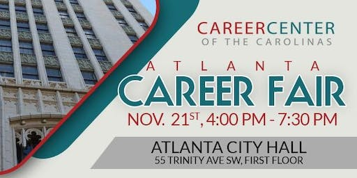 Free Career Fair and Networking Event! Fall Finale!