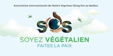Atelier de cuisine végétalienne gratuit tickets