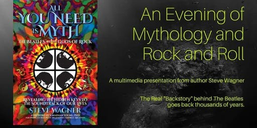 An Evening of Mythology and Rock and Roll