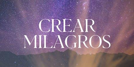 Crear Milagros con Hannah Donagrandi entradas