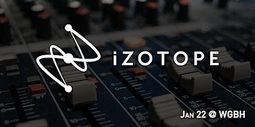 BAVUG 2020 January | iZotope Product Demos