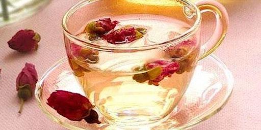 A Sip of Tea-Bohemian Twist