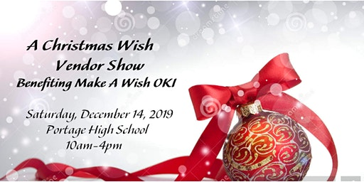 A Christmas Wish Vendor Show