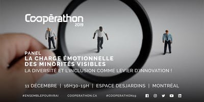Panel : La charge émotionnelle des minorités visibles