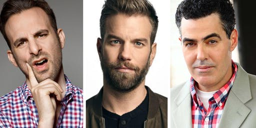 Anthony Jeselnik, Adam Carolla, Brian Monarch and Very Special Guests