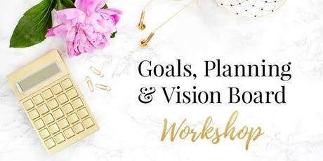 The Vision Board Workshop tickets