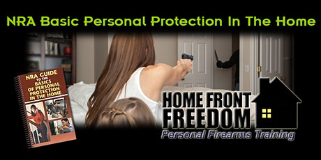 NRA Basic Personal Protection In The Home 02/22/2020 tickets