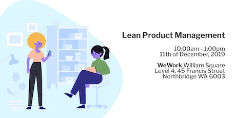 Lean Product Management tickets