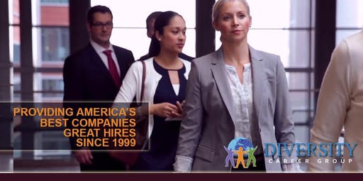 ORANGE COUNTY - SALES & PROFESSIONAL JOB FAIR & CAREER FAIR *April 22, 2020