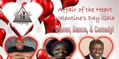 Affair of the Heart Valentine's Day Gala