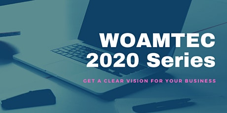 WOAMTEC  2020 Series: April tickets