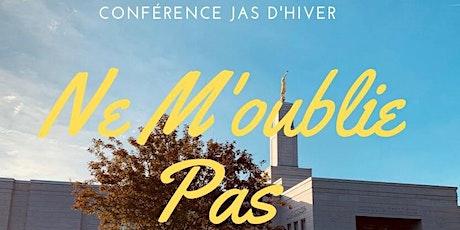 Conférence JAS de Montréal / Montréal YSA Conference tickets