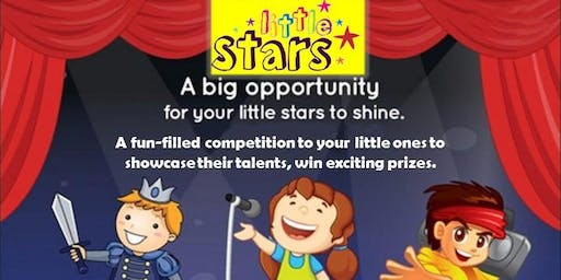 LITTLE STAR SEARCH FOR CHILDREN'S CANCER FOUNDATION 2019