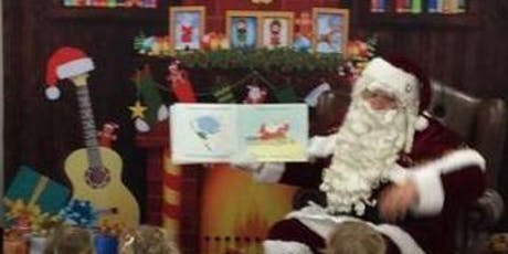 Santa Storytime and Christmas Craft workshop @ Noarlunga library tickets