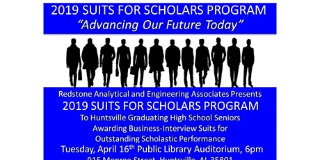 Suits for Scholars Donation (2020 Vision) tickets