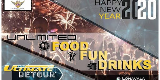 The Ultimate Detour | New Year's Eve Party