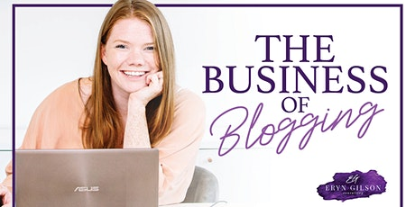 The Business of Blogging tickets