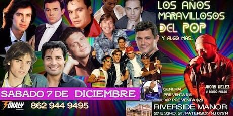 Los Años Maravillosos del Pop y algo mas.. tickets