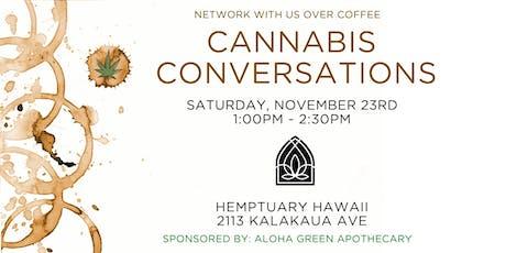 Cannabis Conversation tickets